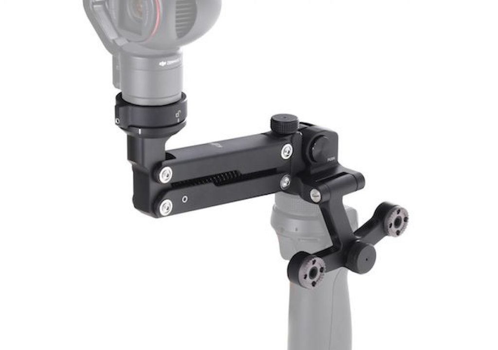 New at NAB 2016: DJI Osmo Z-Axis Stabilizer 1