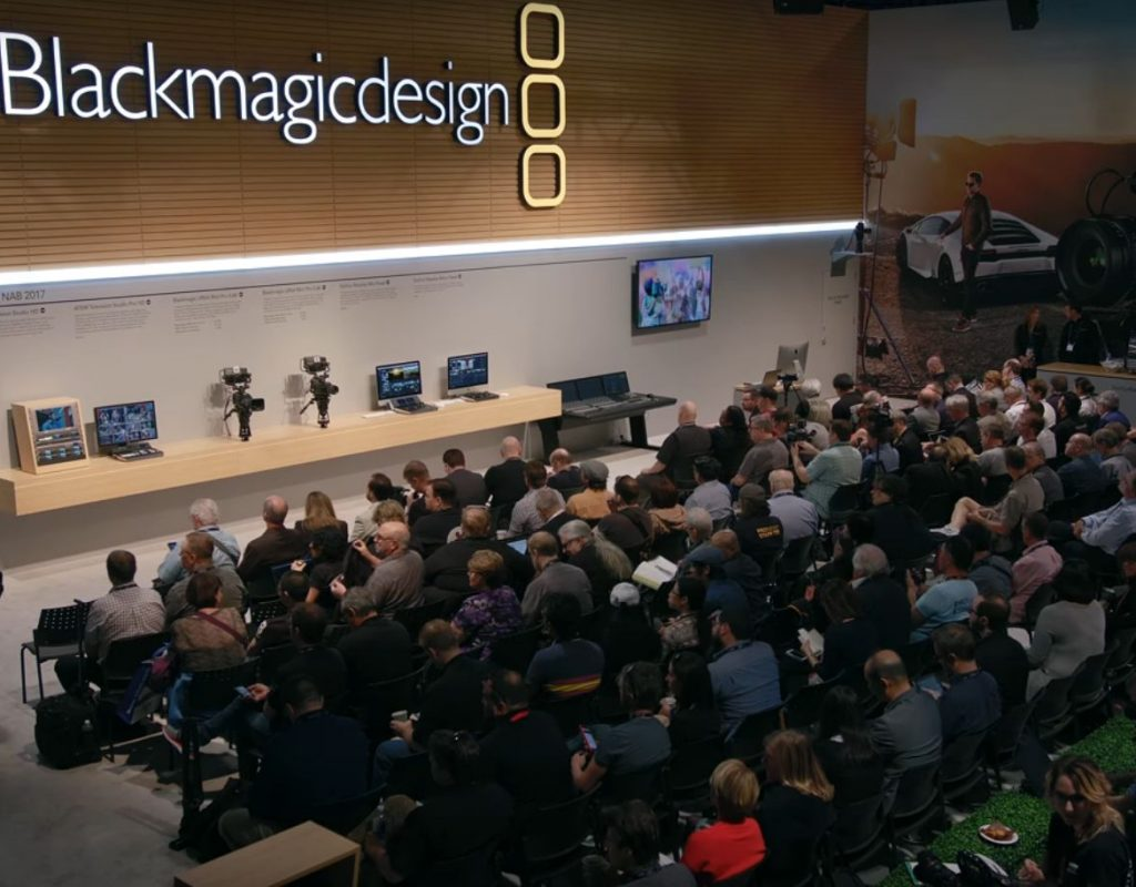 Blackmagic Design NAB 2017 Announcements and Updates 1