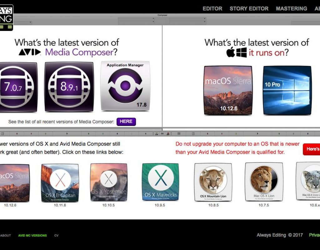 Five Things You Didn't Know You Need To Know About Media Composer 1