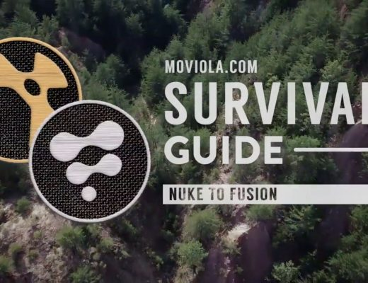 Nuke to Fusion Quick Transition Guide 7