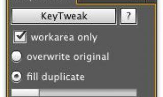 After Effects Script of the Week: KeyTweak