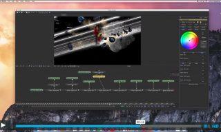 Blackmagic's Fusion on a Mac… Soon