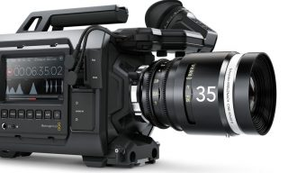 New Viewfinder for the Blackmagic URSA