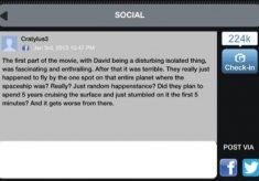 Prometheus Second Screen App Part 2