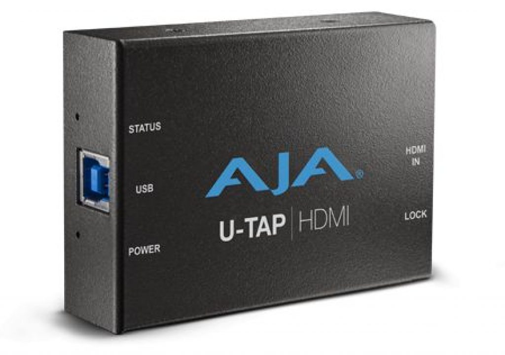 NAB 2016: AJA introduces U-TAP 1