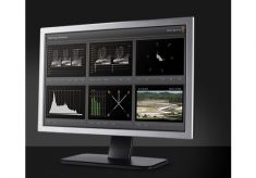 Blackmagic's UltraScope; first 3 Gb/s SDI + optical fiber SDI scopes for editors and colorists