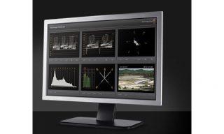Blackmagic's UltraScope; first 3 Gb/s SDI + optical fiber SDI scopes for editors and colorists