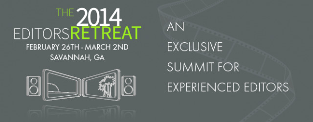 At the 2014 Editors Retreat, It's All About You 25