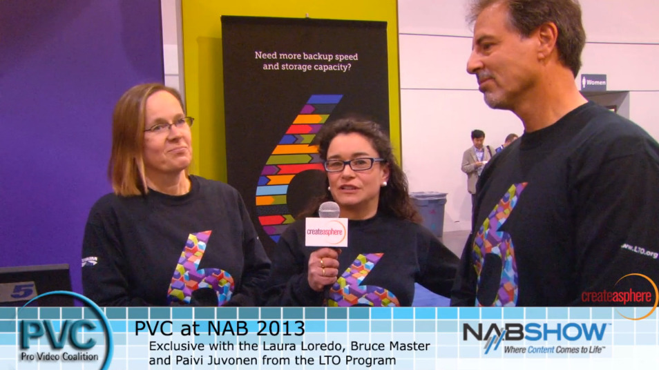 Find Out What LTO Can Do for You at NAB 2013 1