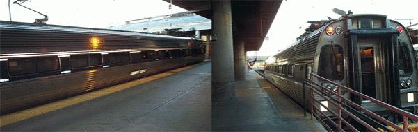 Amtrak: Keeping Us Safe at Super High Speeds! 2