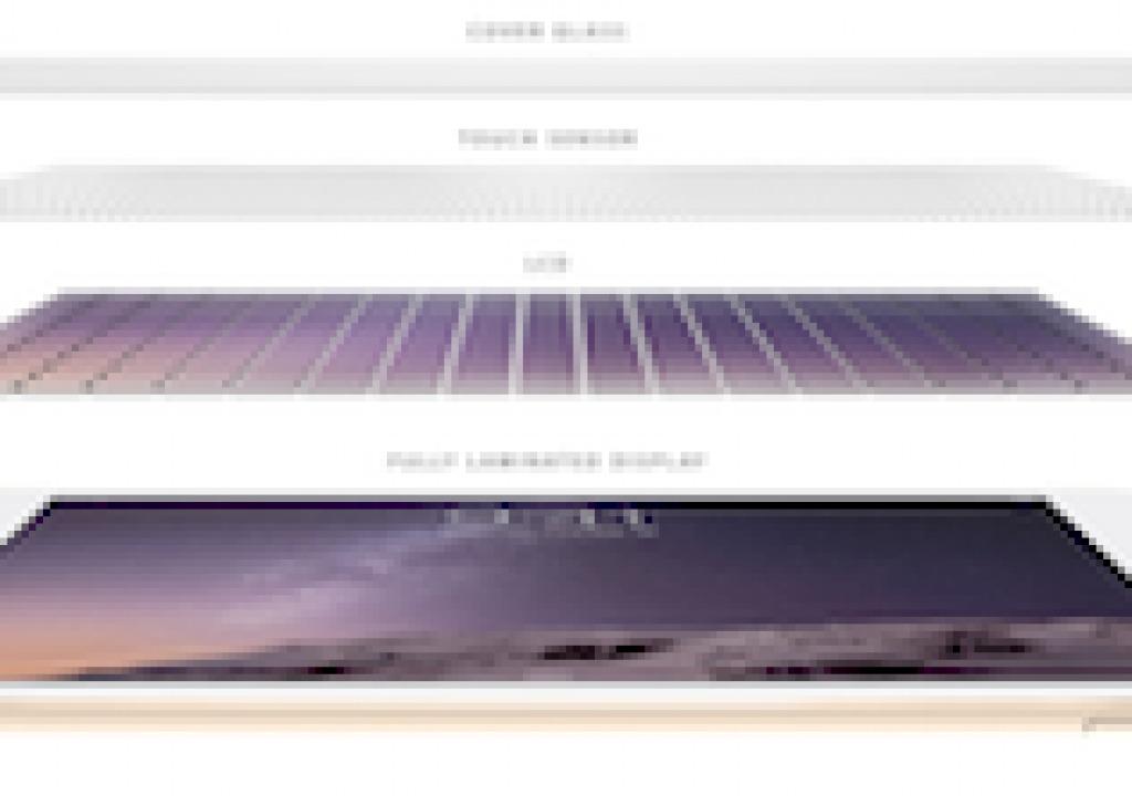 iPad Air 2 is semi-matte!/My MacBook Air is now matte too! 3