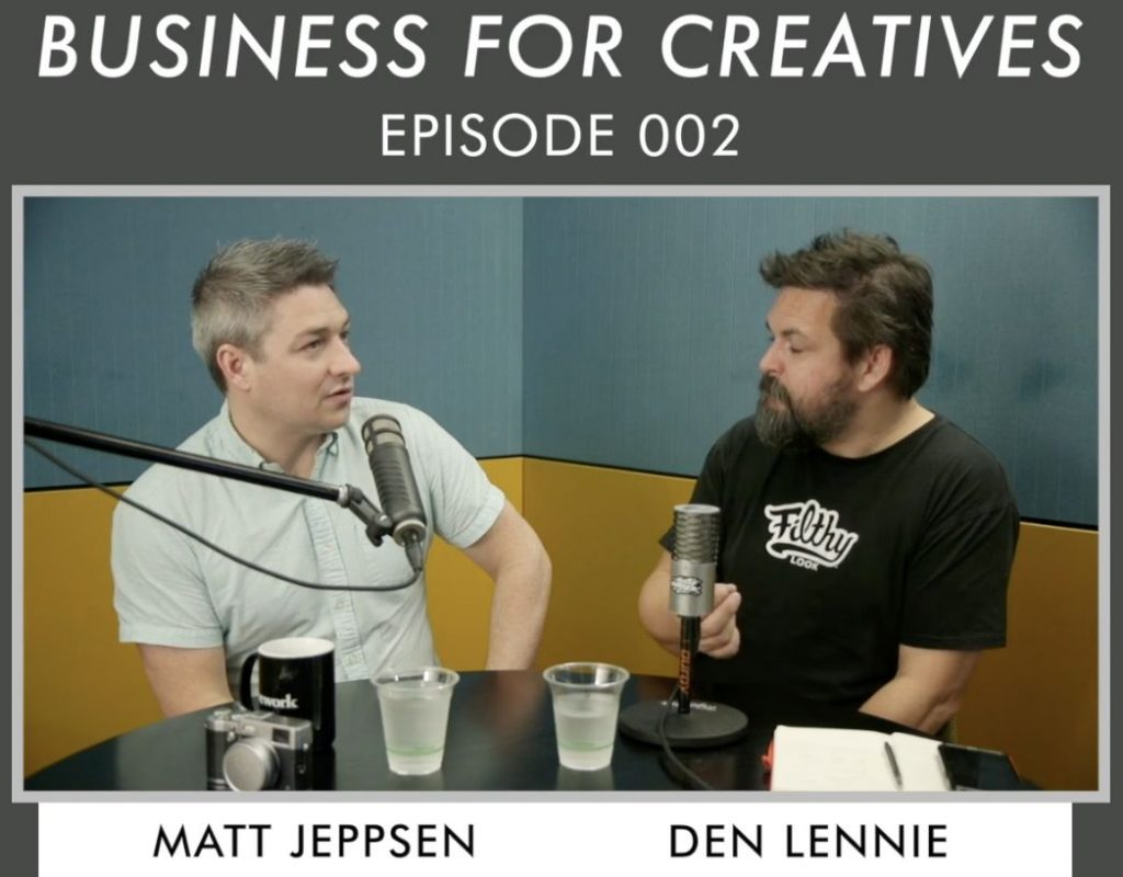 Business for Creatives - The Long-term Mindset 1