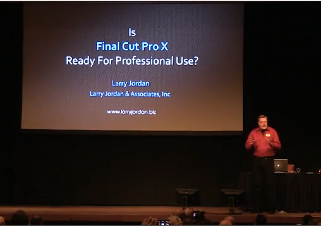 Do Professional Editors care about FCPX (anymore)? 1