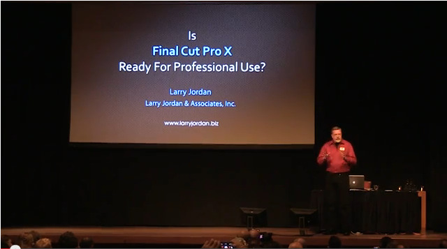 Do Professional Editors care about FCPX (anymore)? 7