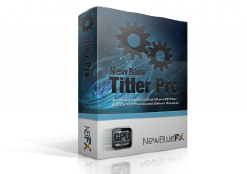 Avid Media Composer 7.0 advances titling with NewBlue Titler Pro 3