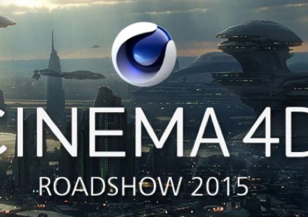 MAXON and Cinema 4D are coming to a town near you 4