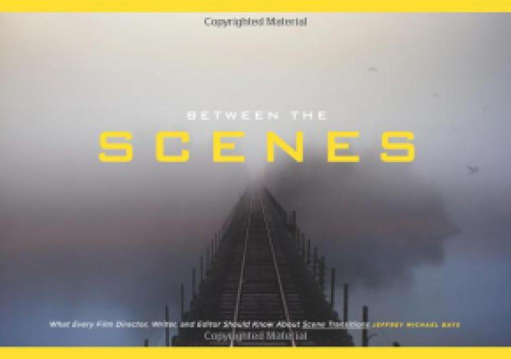 Book Review: Between the Scenes 3