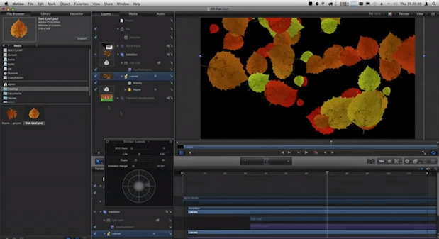 MacBreak Studio: Particle Tricks in Motion 1