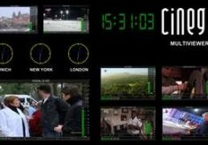 Cinegy launches version 9.5 of Cinegy Multiviewer at NAB 2013