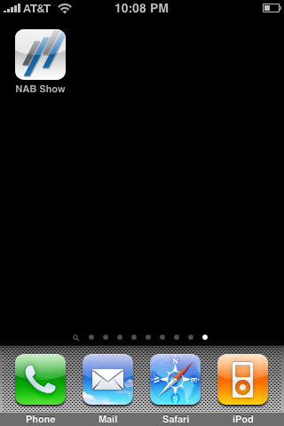 NAB launches its own iPhone app 1