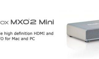 Matrox announces MXO2 Mini