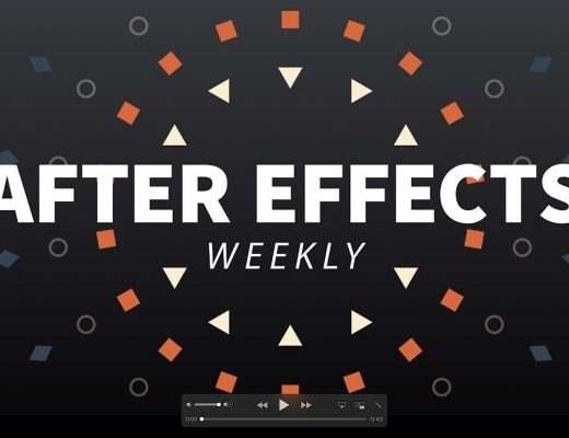 After Effects News 2018 October #1 18