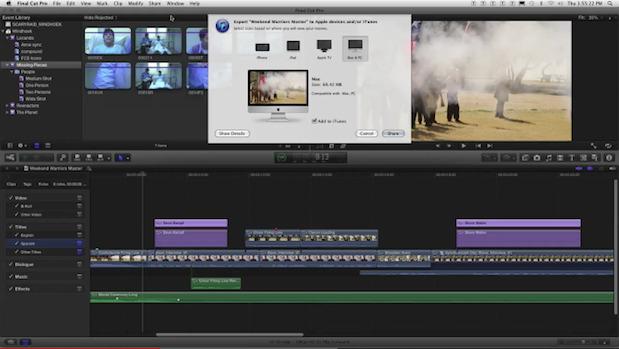 MacBreak Studio - GPU Acceleration in Final Cut Pro X 1