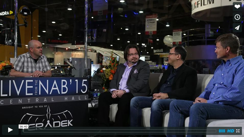 PVC at NAB: The State of the Industry and The Anatomy of an Edit 10