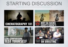 Filmmaking insights around directing, producing, editing and plenty more