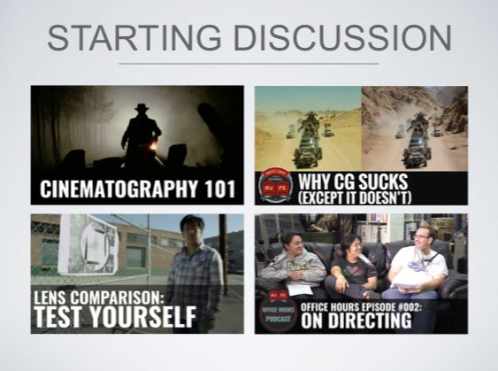 Filmmaking insights around directing, producing, editing and plenty more 6