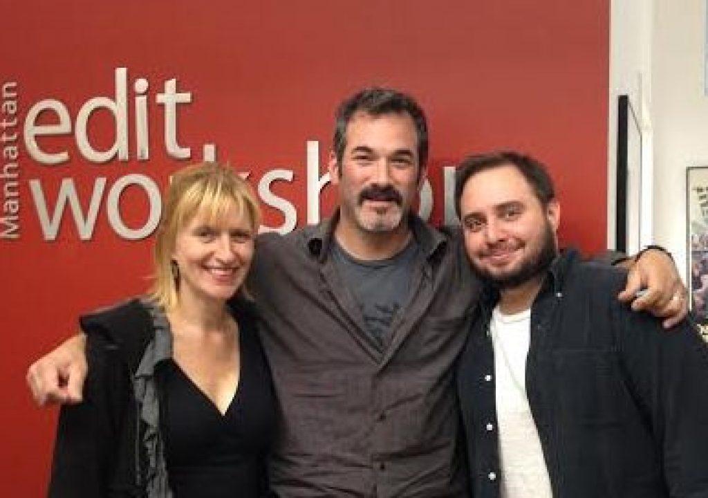 Manhattan Edit Workshop Artist in Residence Spotlight on Editor Sabine Hoffman 1