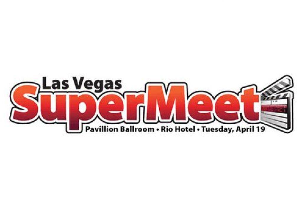 Agenda set for Fifteenth Annual Las Vegas SuperMeet on Tuesday, April 19 1