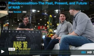 NAB 2016 Discussion – The Role of a DP and Tips and Tricks for the job