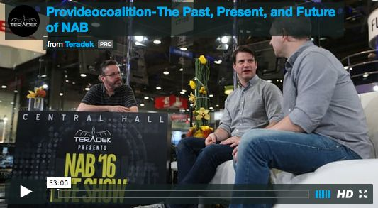 NAB 2016 Discussion - The Role of a DP and Tips and Tricks for the job 40