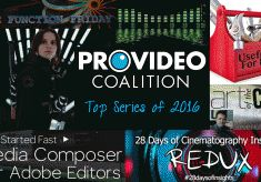 The Top 8 Series on PVC in 2016