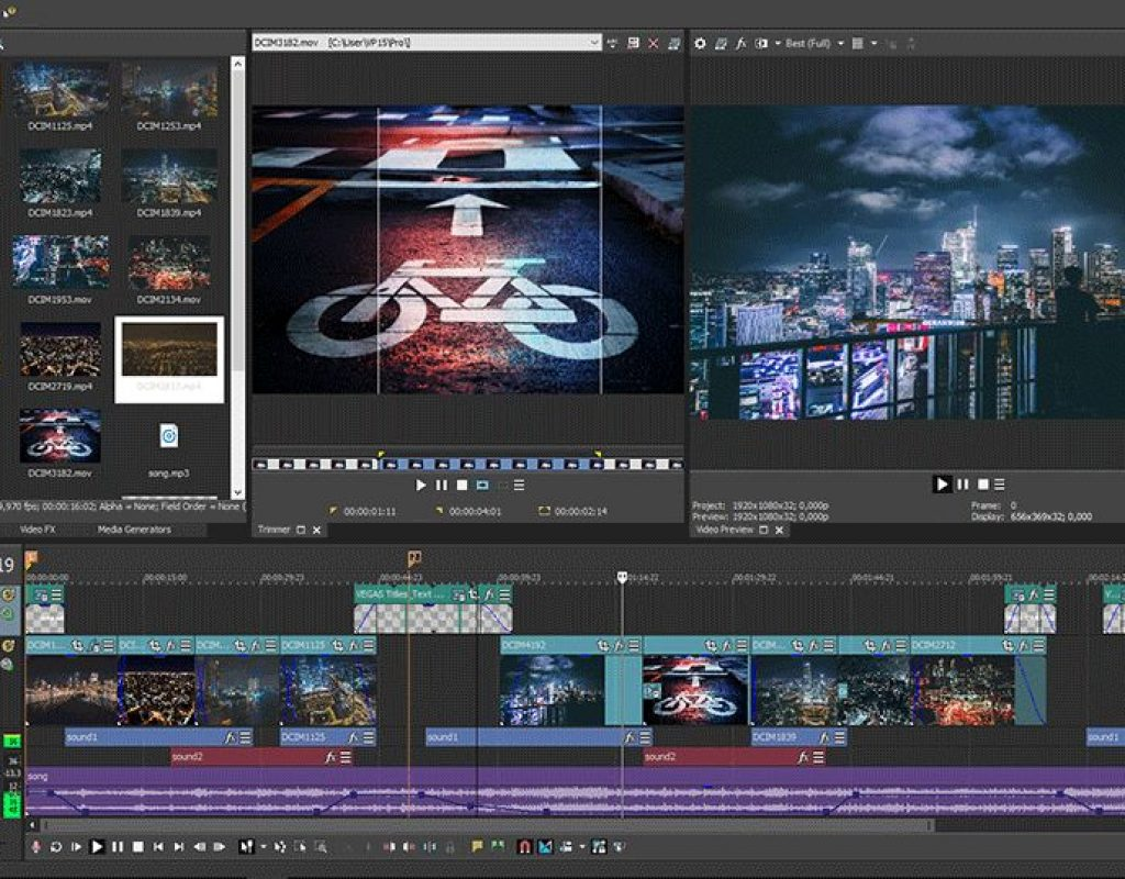 Key Details of the VEGAS Pro 15 Release 1