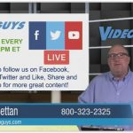 Videoguys Live Streams On All Three Sites: Facebook, YouTube, and Periscope
