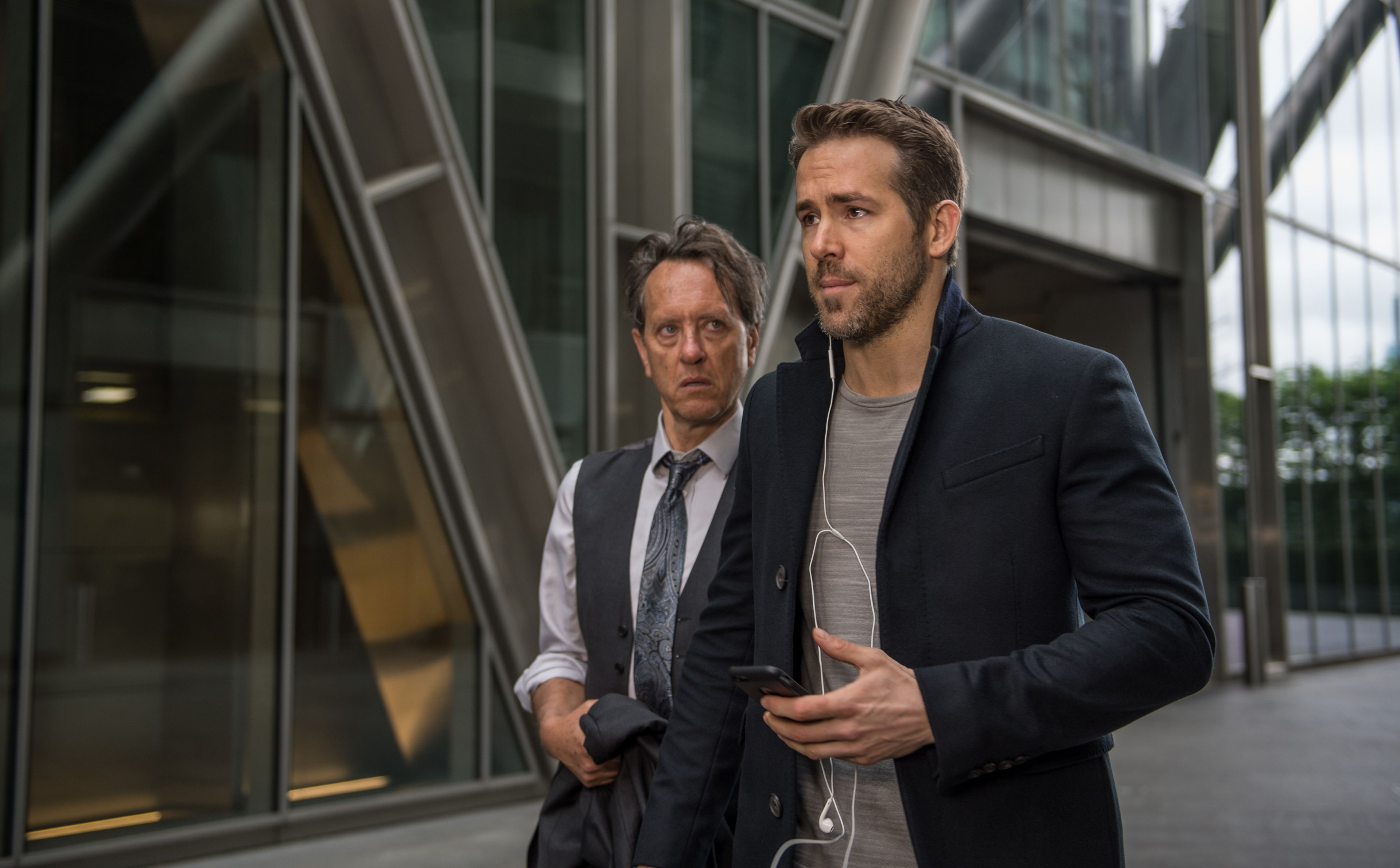 """ART OF THE CUT with Jake Roberts, ACE on """"Hitman's Bodyguard"""" 6"""