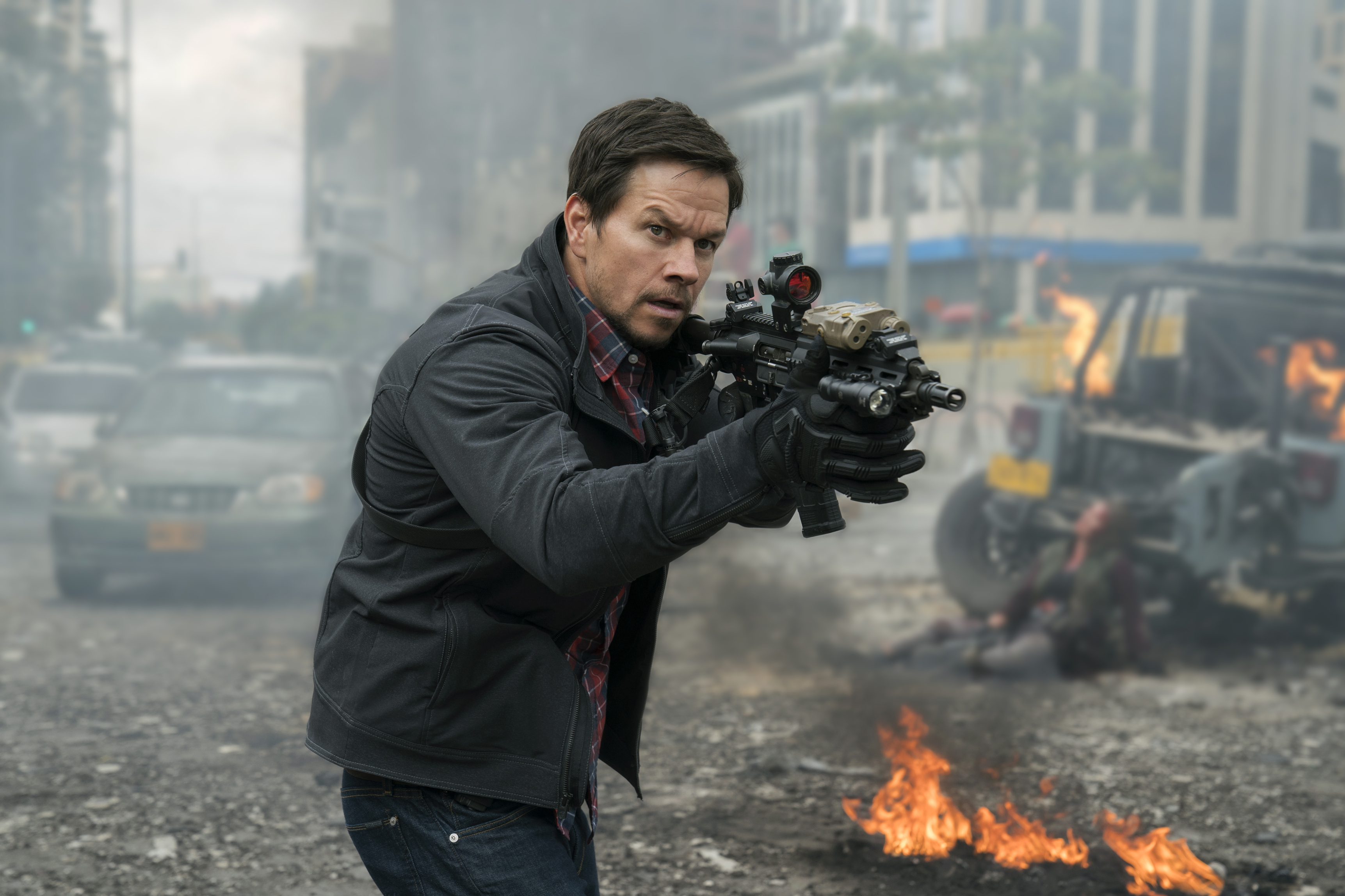 "ART OF THE CUT with Melissa Lawson-Cheung and Colby Parker, Junior, ACE on editing ""Mile 22"" 4"