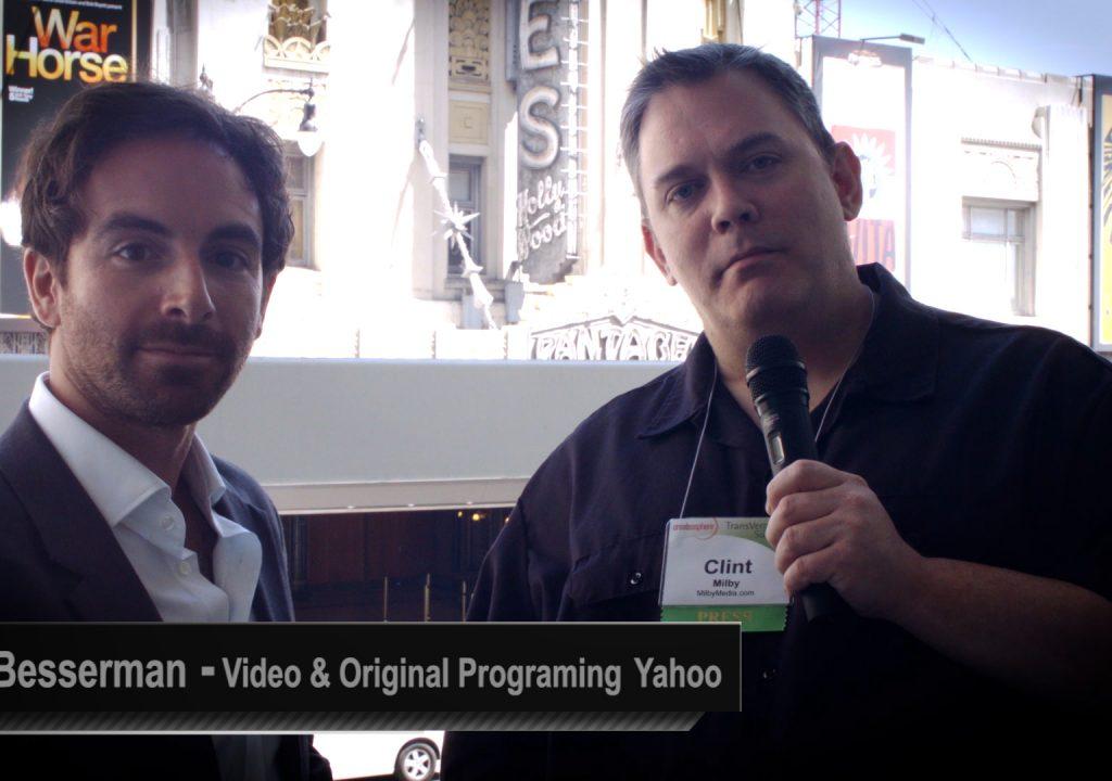Transvergence Summit 2013: Adam Besserman of Yahoo 5