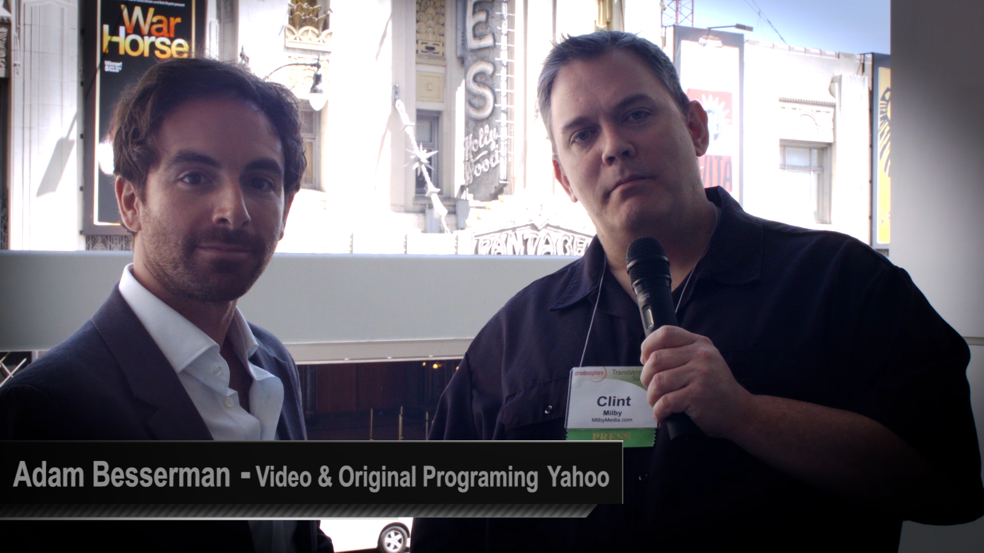 Transvergence Summit 2013:  Adam Besserman of Yahoo 11