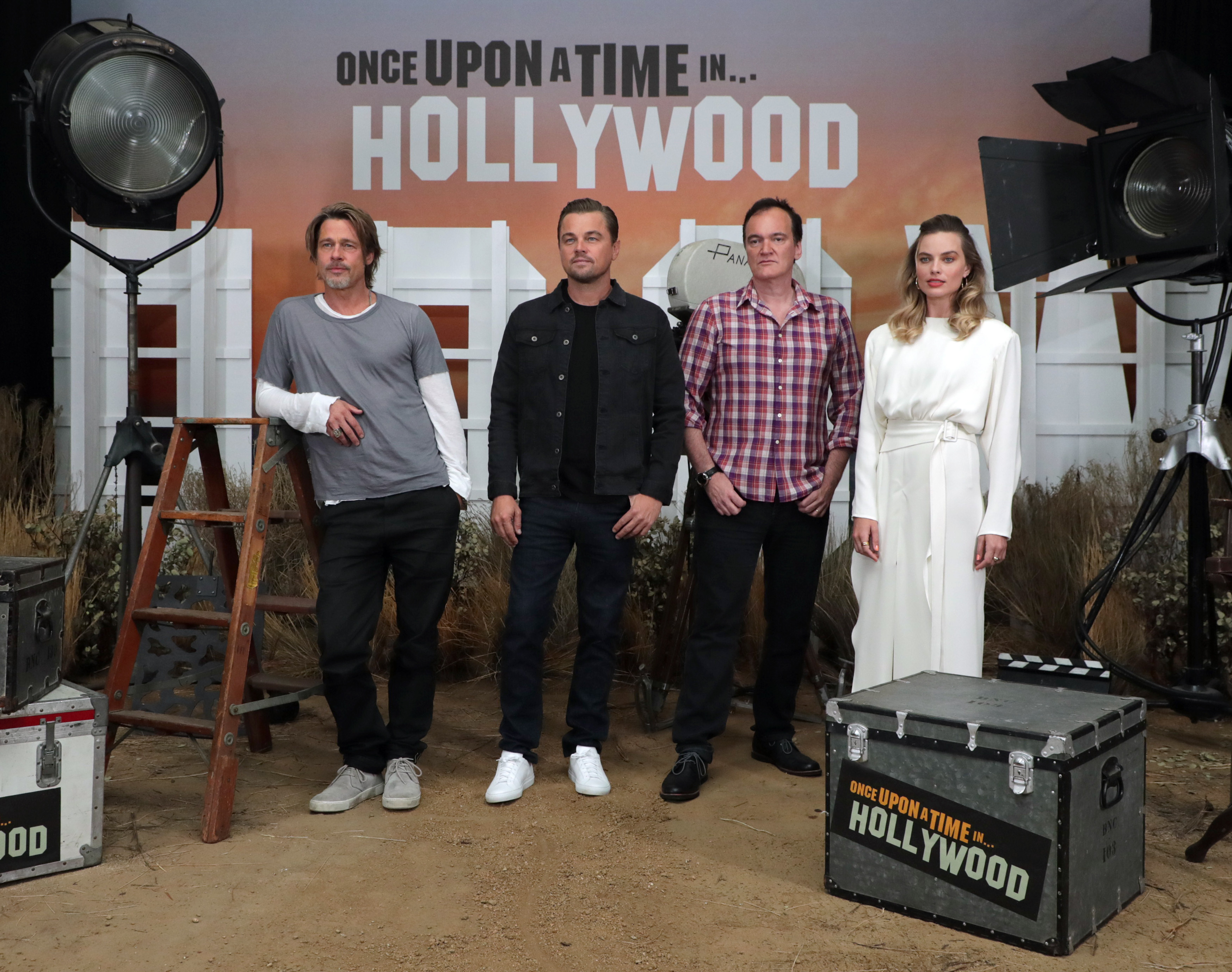 "ART OF THE CUT with Fred Raskin, ACE on editing ""Once Upon a Time in...Hollywood"" 20"