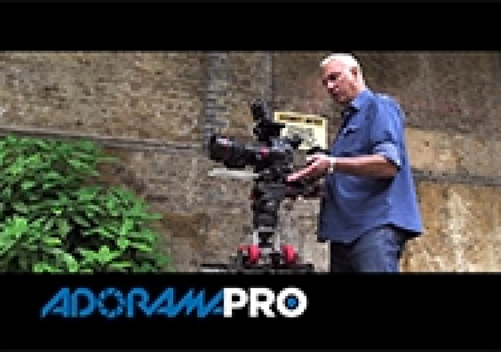 Getting Dynamic Shots with Sliders: AdoramaPro with David Langan 1