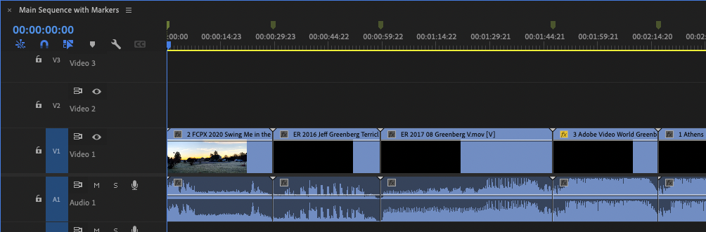 From Markers to YouTube Video Chapters with Adobe Premiere Pro 30