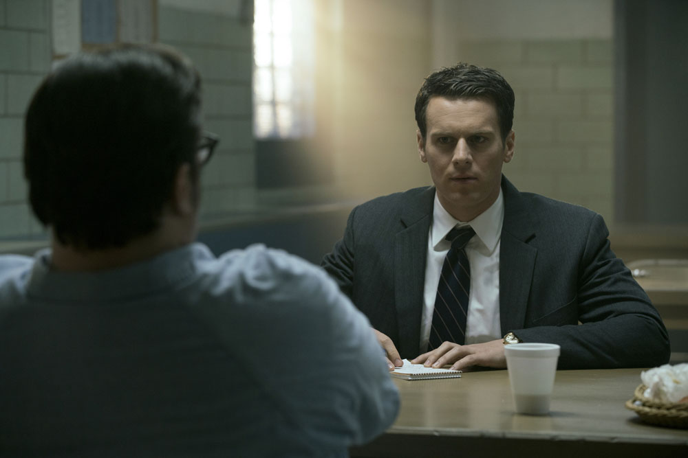 ART OF THE CUT on editing Mindhunter with Kirk Baxter, ACE and Tyler Nelson 4