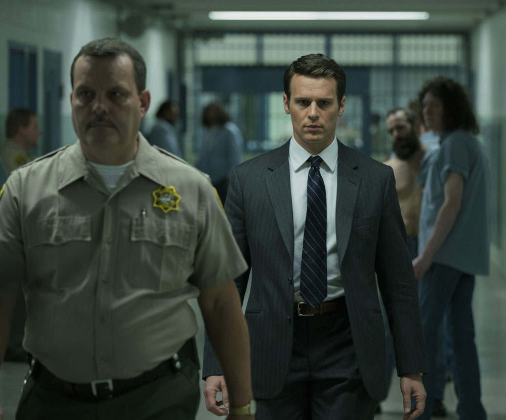ART OF THE CUT on editing Mindhunter with Kirk Baxter, ACE and Tyler