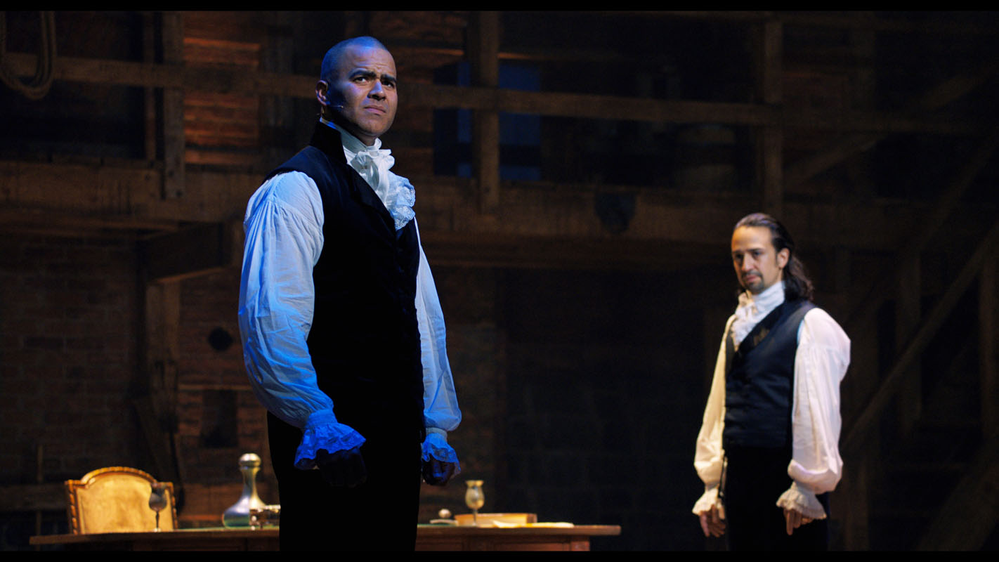 ART OF THE CUT with the editor of Hamilton 22