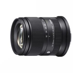 SIGMA Announces New 18-50mm F2.8 DC DN | Contemporary 2