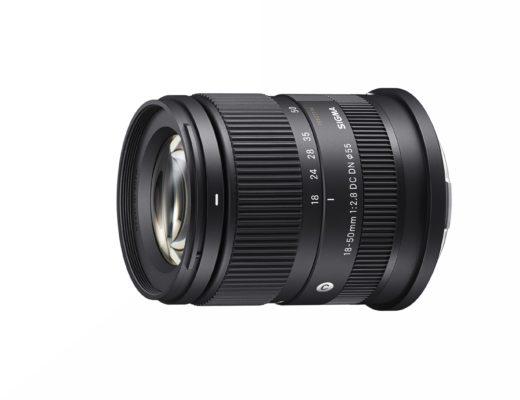 SIGMA Announces New 18-50mm F2.8 DC DN | Contemporary 16
