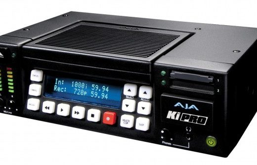 AJA KiPro: More Than Just a Field Recorder 1